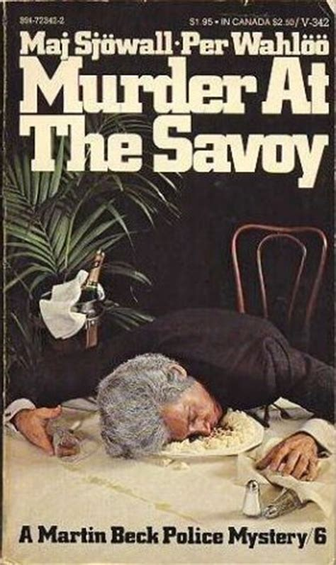 murder at the savoy murder at the savoy martin beck 6 by maj sj 246 wall reviews discussion bookclubs lists