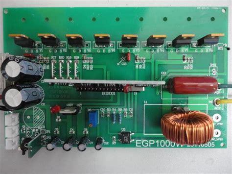 egs002 sinusoid inverter driver board user manual