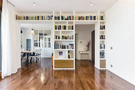 libreria ponte idee arredamento casa interior design homify