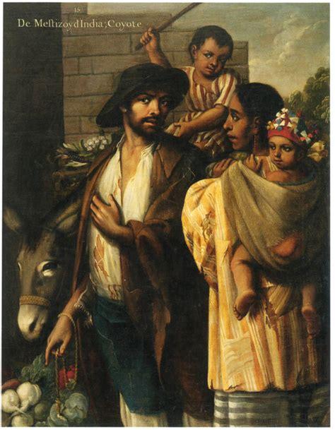 Mestizo Castas De Pinturas | pintura de castas miguel cabrera imagenes historia