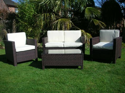 garden rattan wicker outdoor conservatory furniture