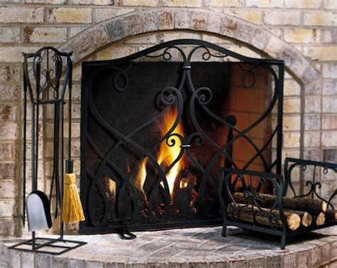 fireplace screens and tools fireplace tools bob vila radio bob vila s blogs