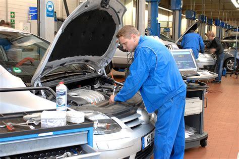Auto Werkstätten immer weniger auto werkst 228 tten magazin auto de