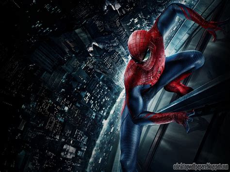 wallpaper desktop spider man the amazing spider man movie desktop wallpapers