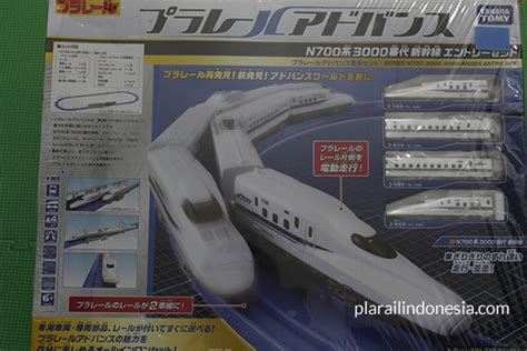 Plarail Gerbong Set Of 2 1 review plarail advance n700 3000 shinkansen entry set as 10