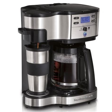 Hamilton Beach 2 Way Brewer #49980Z Review