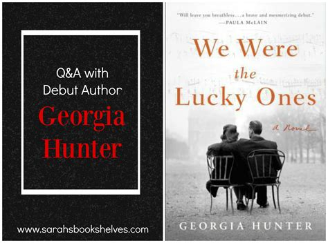 we were the lucky ones a novel books we were the lucky ones q a with author