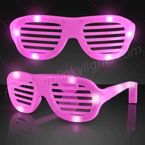 flashing led sunglasses  flashingblinkylightscom