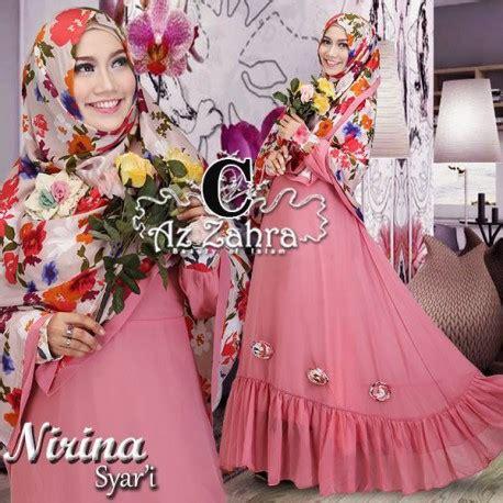 Nirina Syari 2 By Agoest Hanggono nirina c baju muslim gamis modern
