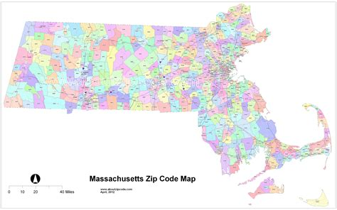 zip code maps massachusetts zip code maps free massachusetts zip code maps