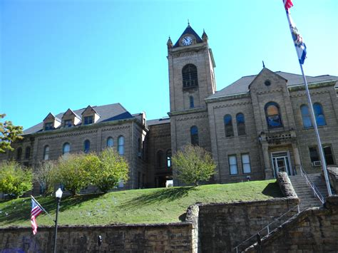 West Va Judiciary Search File Mcdowell County Wv Court Jpg Wikimedia Commons
