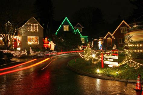 candy cane lane 2011 a million cool things to do seattle