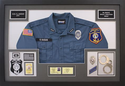 How To Become A Correctional Officer In Nj by Collages Framing Store Inc