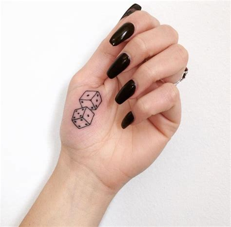 dice tattoo best 25 dice ideas on traditional