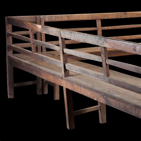 primitive 18th century wood bench primitive long wooden bench at 1stdibs
