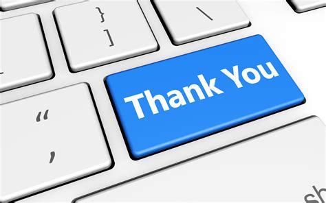 thank you letter after sle social work thank you email after exles do s and dont s