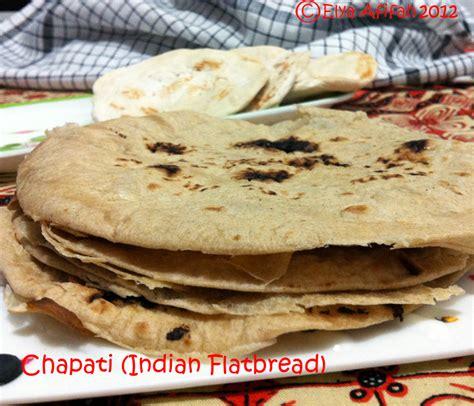 membuat roti tanpa ragi resep chapati indian flatbread nasi warna color ur life