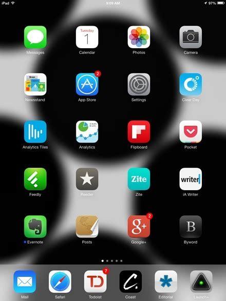 blur ipad app turn    ipad wallpapers