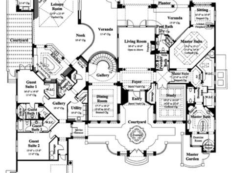 mansion floor plan a hotr reader s revised floor plans to