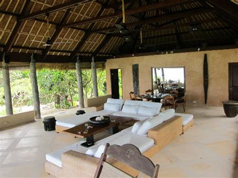 backyard living room outdoor living room picture of nihiwatu sumba tripadvisor