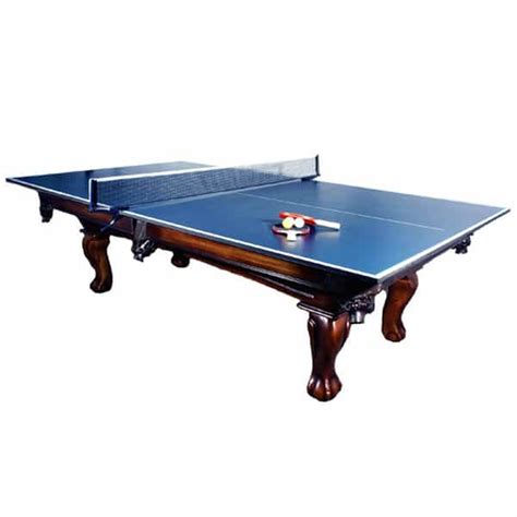 Table Tennis Conversion Top By Presidential Billiards