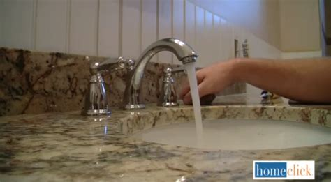 diy plumbing series how to replace a bathroom faucet