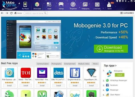 apk on pc install mobogenie apk mobogenie app for pc market