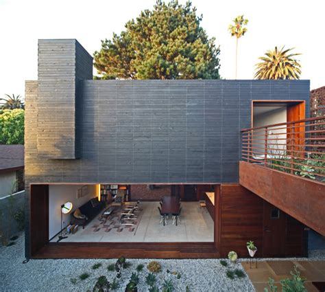 dwell home venice contemporary exterior los angeles