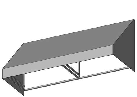 metal awning frames revitcity com object awning aluminum frame