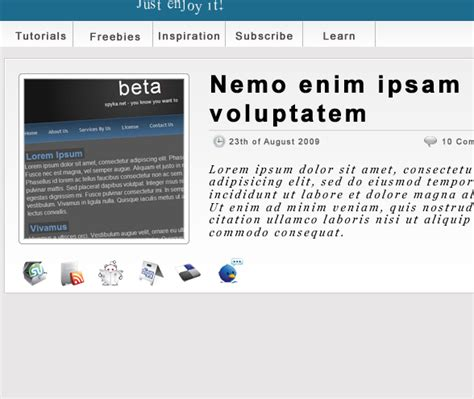 wordpress layout design tutorial design a magazine style wordpress layout offering the