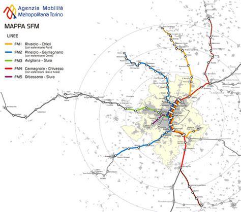 agenzia per la mobilit metropolitana mt scheda servizio ferroviario metropolitano e passante