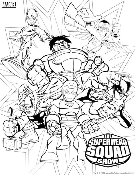 free lego marvel super hero coloring pages