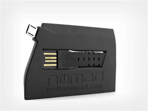 printable credit card usb chargecard the credit card sized micro usb cable free