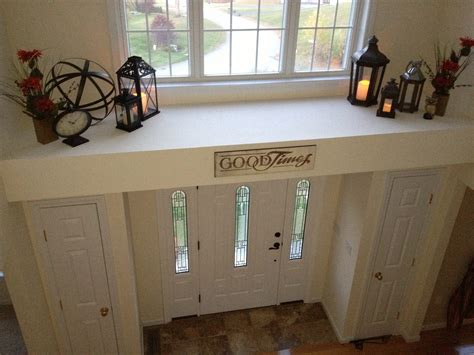 foyer ledge decorating ideas foyer ledge for our home