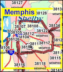 Tennessee Zip Code Map by Tennessee Zip Code Map Including County Maps