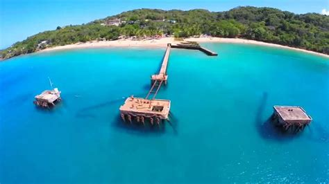 crash boat aguadilla puerto rico intro crashboat beach aerial and underwater view