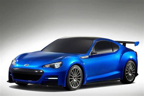2011 subaru sti horsepower 2012 subaru brz concept sti review specs pictures
