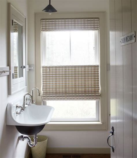 Bathroom Window Shades by 17 Best Images About House Window Treatments On