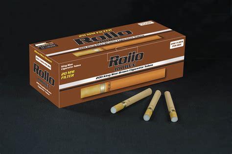 cigarette colored rolling papers brown cigarette rollo brown 200 ct