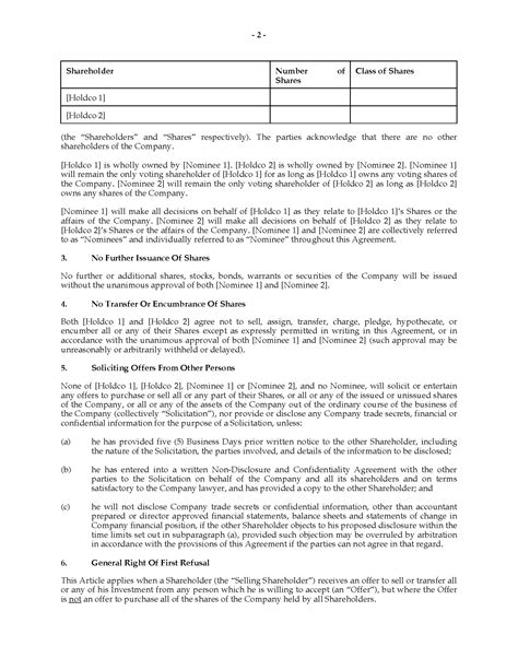 shareholder buyout agreement template ontario shareholder buy sell agreement forms and