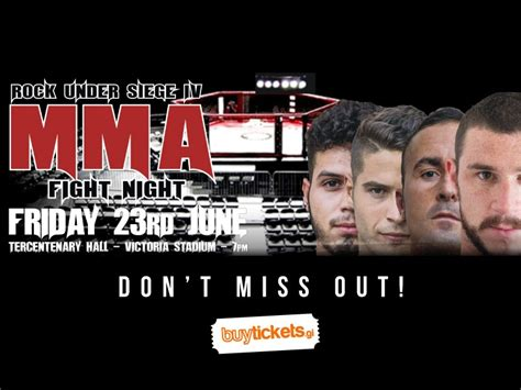 mma siege rock siege 4 mma fight buy tickets gibraltar