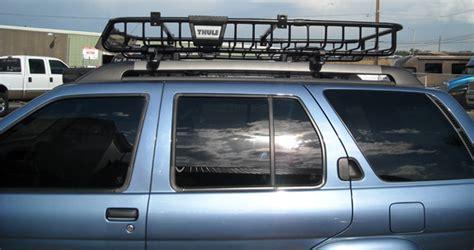 Nissan Pathfinder Roof Rack by Nissan Pathfinder Luggage Rack Parts