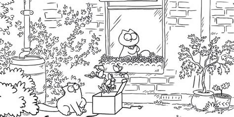Simon S Guide How To Up By Simonkewer On simon s cat falls in and out of in delightful