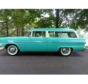 1955 FORD 2 DOOR RANCH WAGON For Sale  Ford