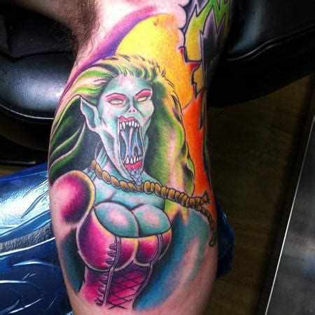 banshee by paul nolin tattoonow