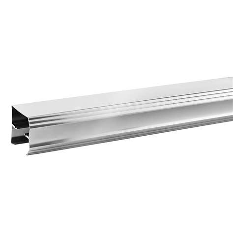 Sliding Shower Door Track Delta Sdls060 C R 60 In Sliding Shower Door Track Assembly Kit In Chrome Pppa Avi Depot Much