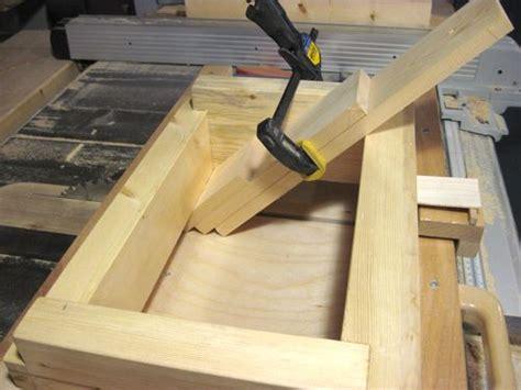 building  bandsaw enclosure