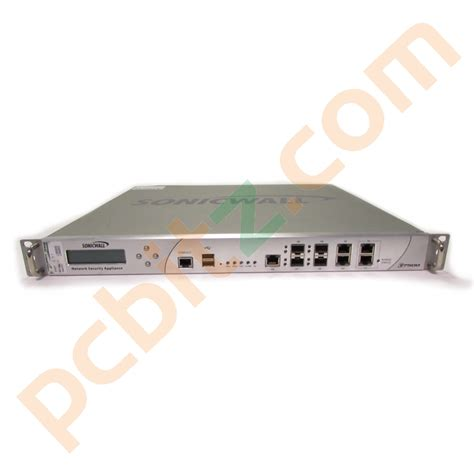 sonicwall nsa e7500 type 1rk11 04e network security
