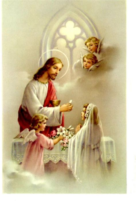 catholic on pinterest 219 pins imagem relacionada prayer cards pinterest communion