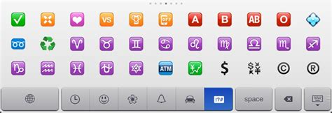 emoji zodiac symbols how to install an emoji keyboard on your ipad an ipad